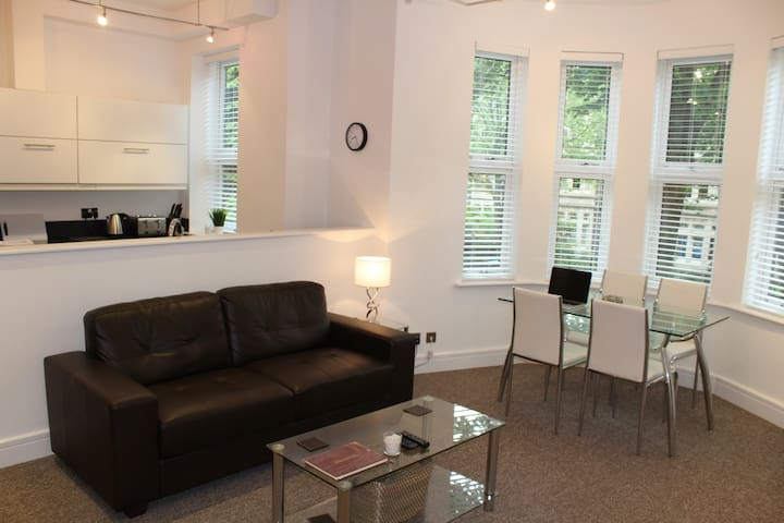 Cardiff luxury apartment - central location