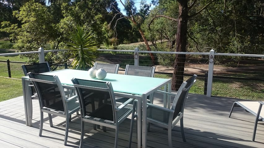 Sapphire on the Park - a tranquil retreat - Buninyong - Townhouse