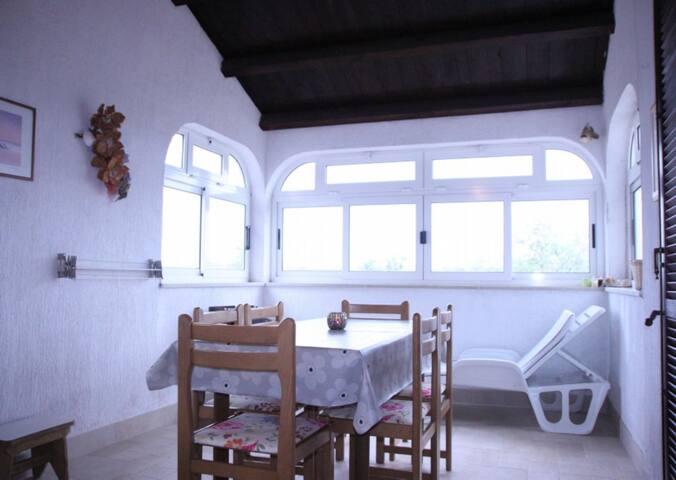 Apartment Mirna / One-Bedroom Apartment