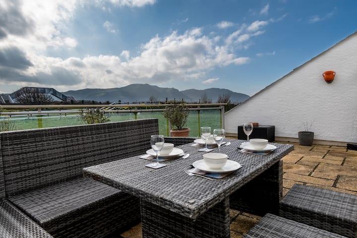 The Beachhouse Deganwy / Conwy Ground Apartment