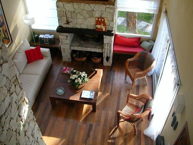 Casa en Cariló a 100 mts del mar - Cariló - House