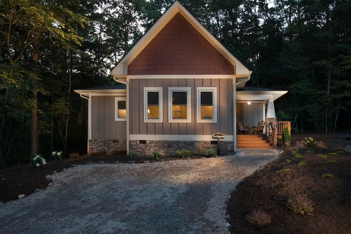 Asheville Cottages-Immaculate Luxurious Cottages