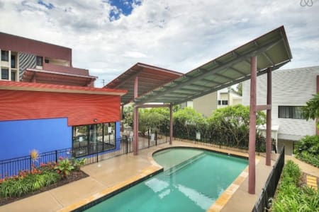 Modern Room in Great Neighbourhood - Moorooka - 公寓