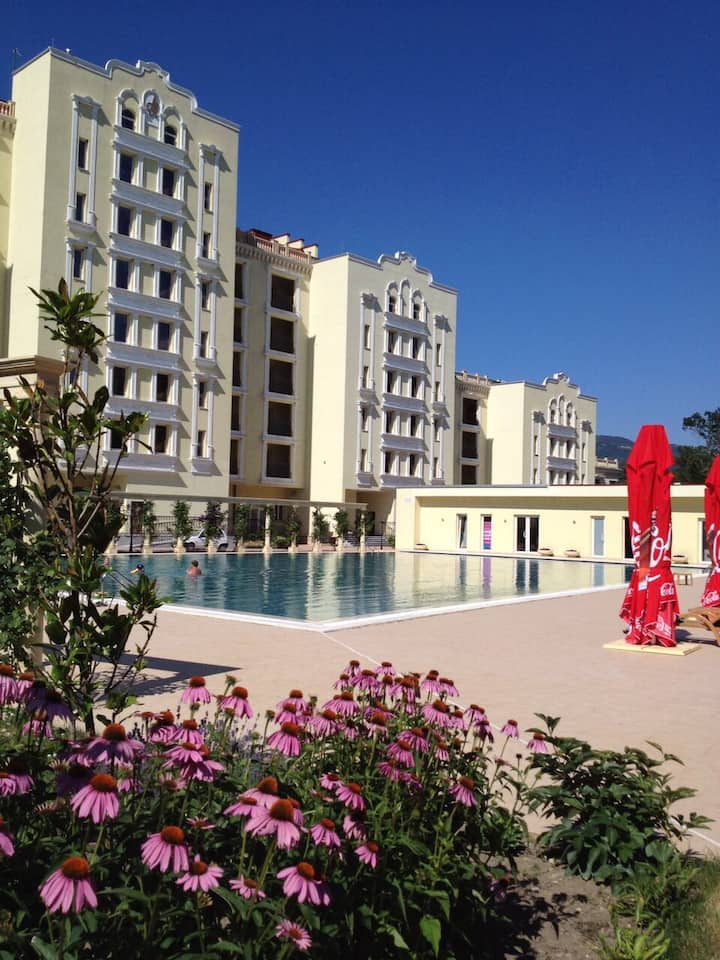 Квартира в элитном жилом комплексе «Сады Морей»