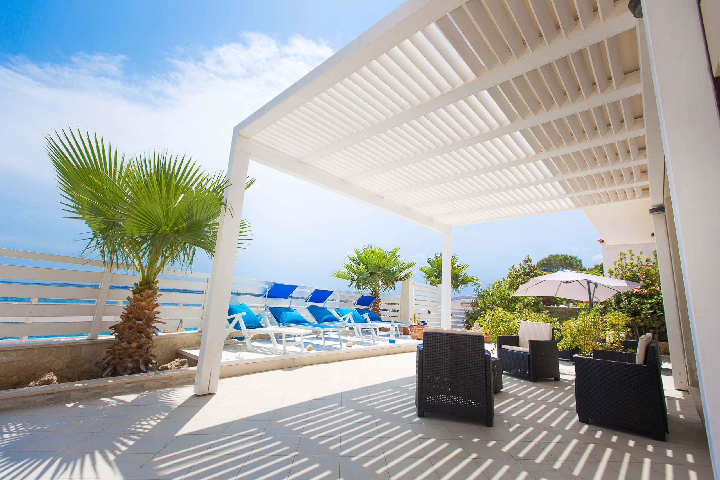 Dione Apt. in Villa Amateia in the sea, Syracuse - Punta Milocca - Apartment