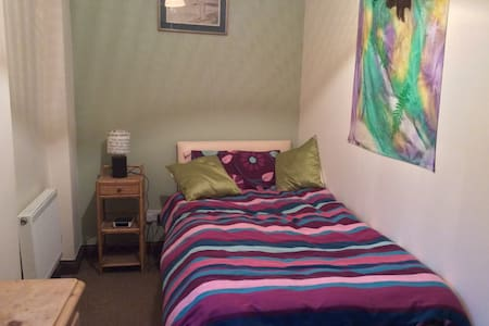 Single room in the Forest of Dean - Cinderford - Rumah