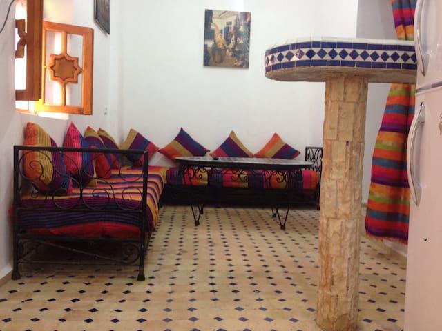 Bel appartement dans médina mogador - Essaouira - Apartamento