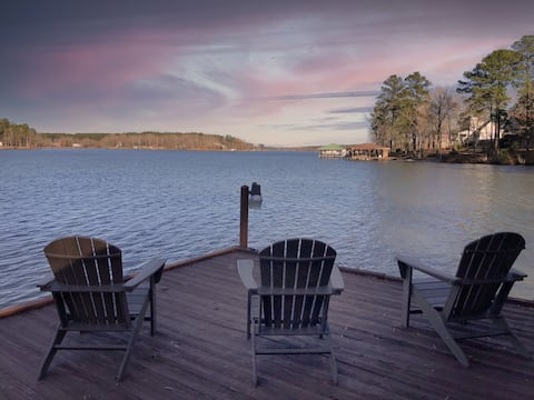 Lakeside Luxury at Lake Sinclair