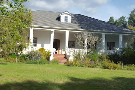 Strath Breede House and Cottage - Wolseley