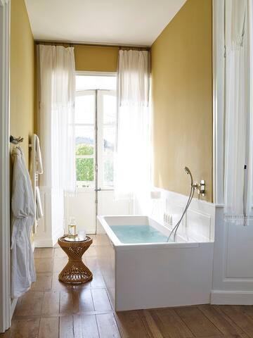 Suite Deluxe - Hôtel De Bouilhac