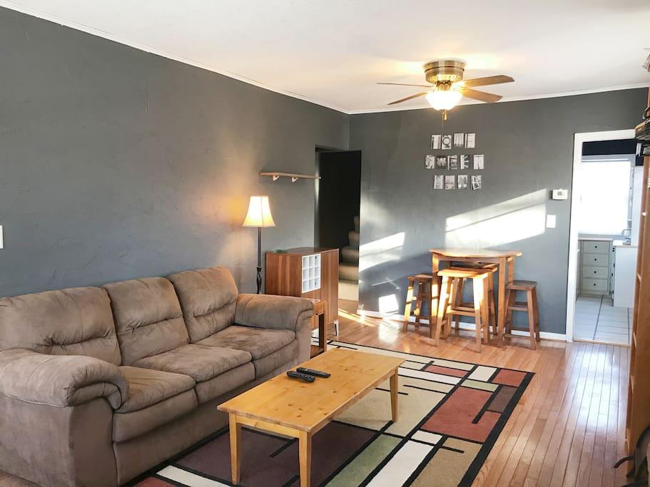 Living Room (from Corner)