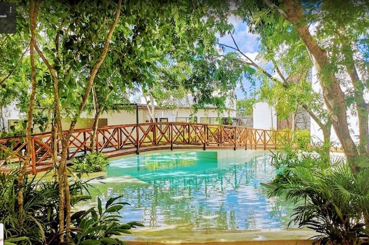 Tulum New Eco Chic selvatic Studio Gym Pool*