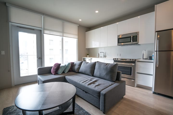 DTLA New Luxury  Apartment  Downtown Los Angeles