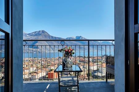 """Venere Apartment"" Lake Como Panoramic View"