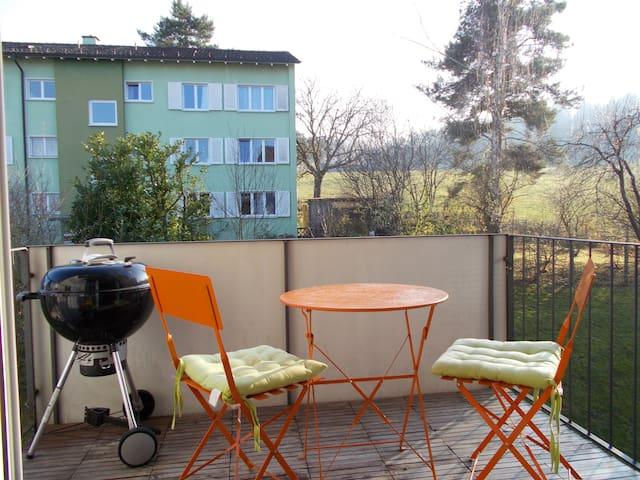 3 Zimmer-Wohnung in Zürich-Affoltern - Zurych - Apartament