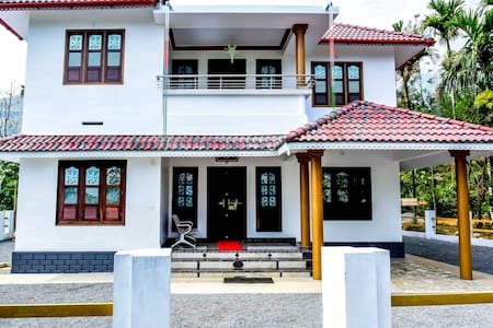 3 bedroom villa near banasura dam in Wayanad