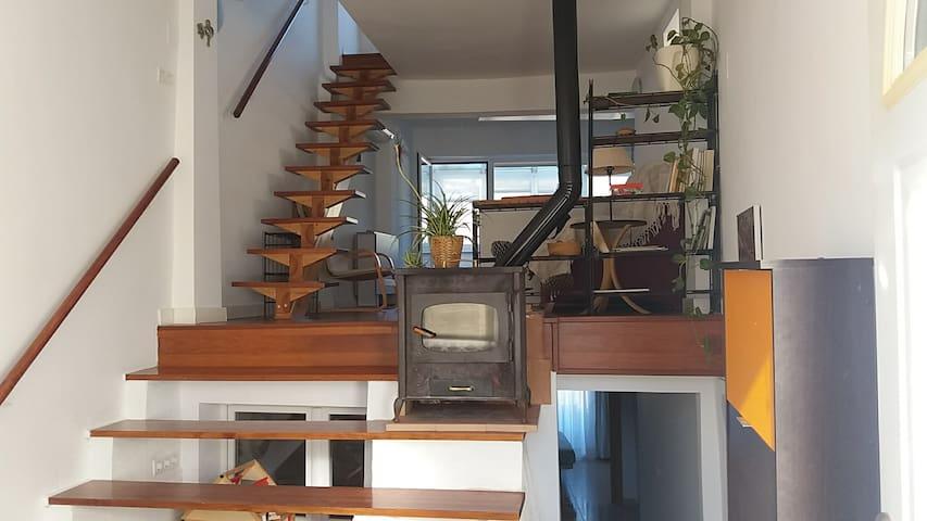 Casa familar con encanto - Granada - House
