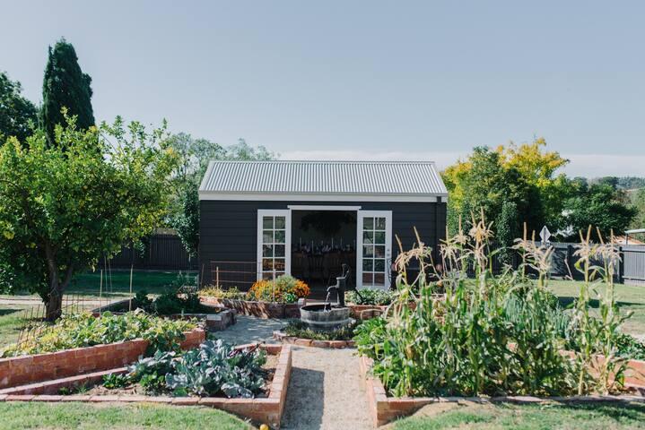 The Workshop & Kitchen Garden