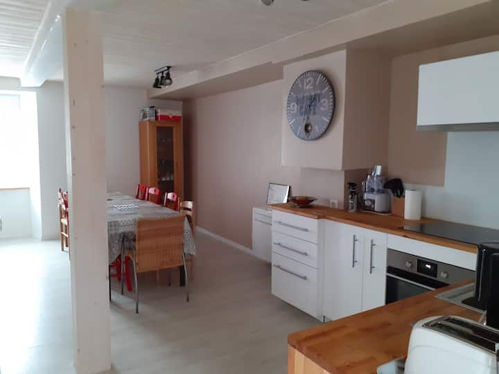 LUCHON Appartement 8 pers TERRASSE 2*