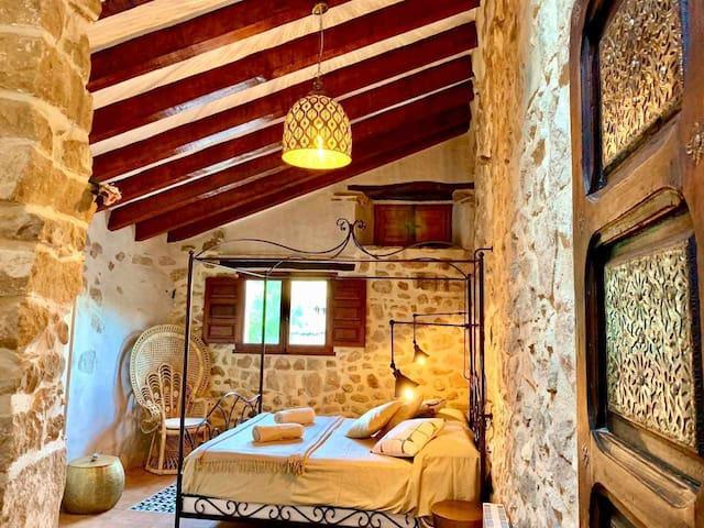 Casa rural con encanto en el valle perdido de Olba