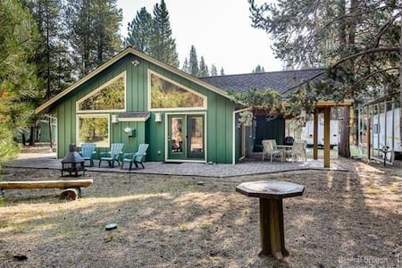Close to Mt. Bachelor- Ski House - La Pine