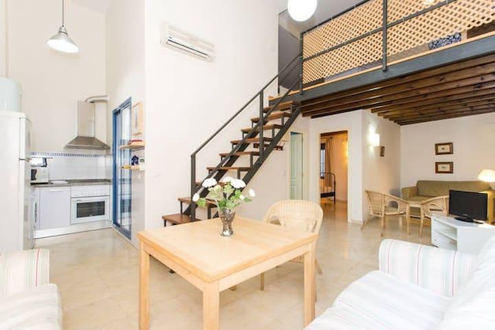 Bonito y Cómodo apartamento Triana
