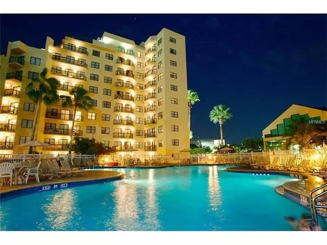 INTERNATIONAL dr/UNIVERSAL 2 Bedroom CONDO-HOTEL
