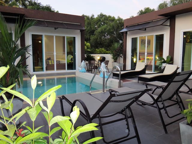 Harmonie-3 2 bedrooms apart pool - Rawai