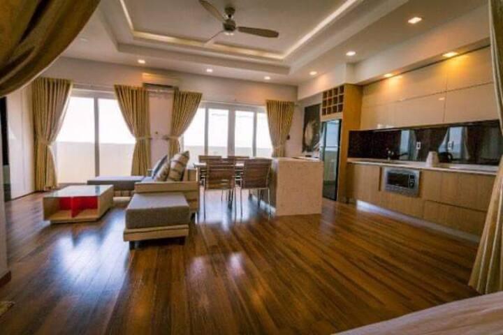 Penthouse Mường Thanh Luxury 60 Trần Phú