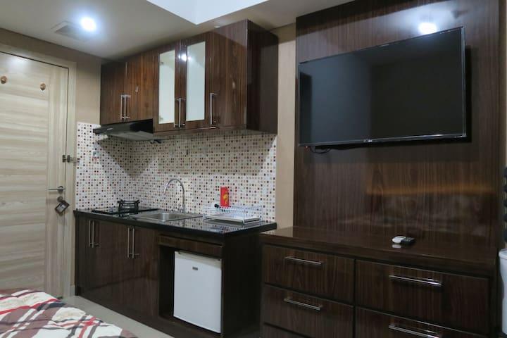 Apartment Taman Melati studio deluxe by The Trust
