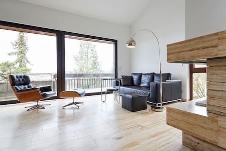 Zimmer in Stuttgart Feuerbach mit Tal/Weitblick - Stuttgart - Talo
