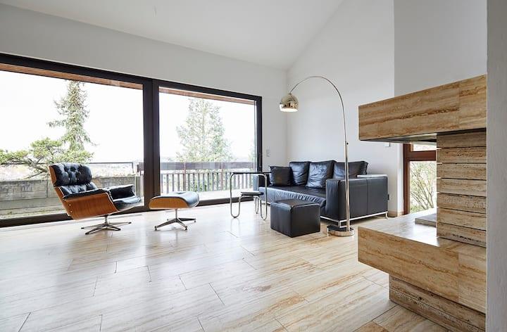 2 Zimmer in Stuttgart Feuerbach mit Tal-Weitblick