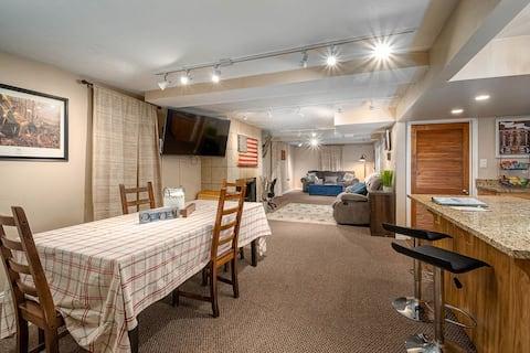 Washington Terrace Hideout - 1 sovrum