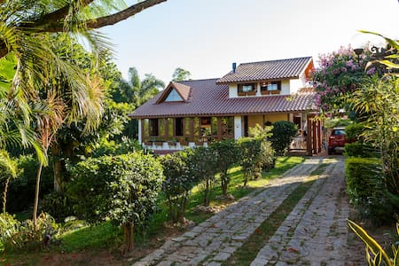 Mezzanine near to nature - Florianopolis - Annat