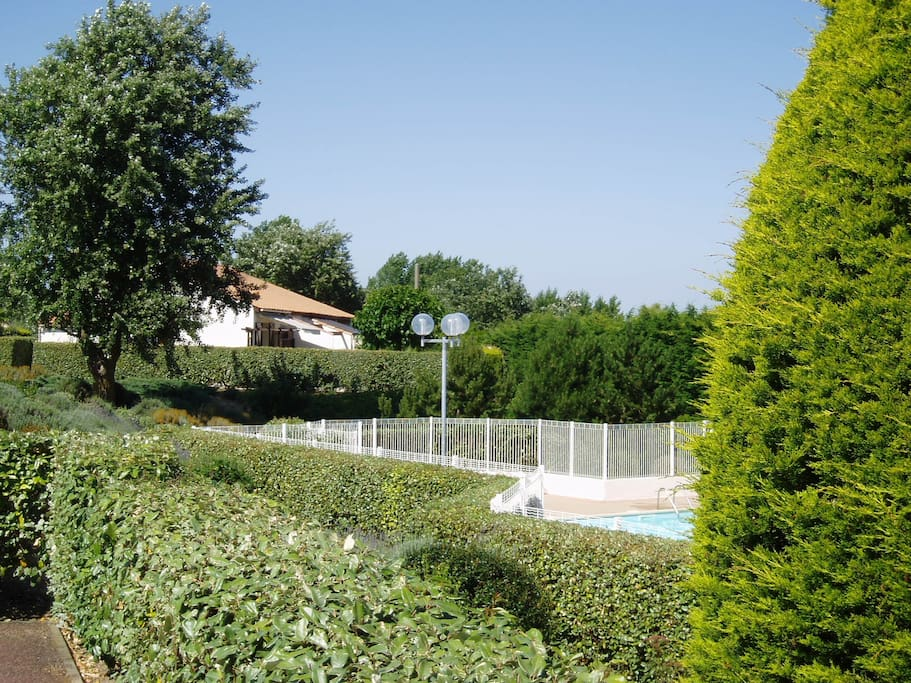 Maison de vacances dans r sidence avec piscine for Residence vacances ardeche avec piscine