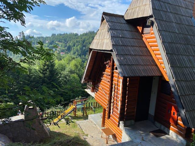 Fireplace house Kopaonik