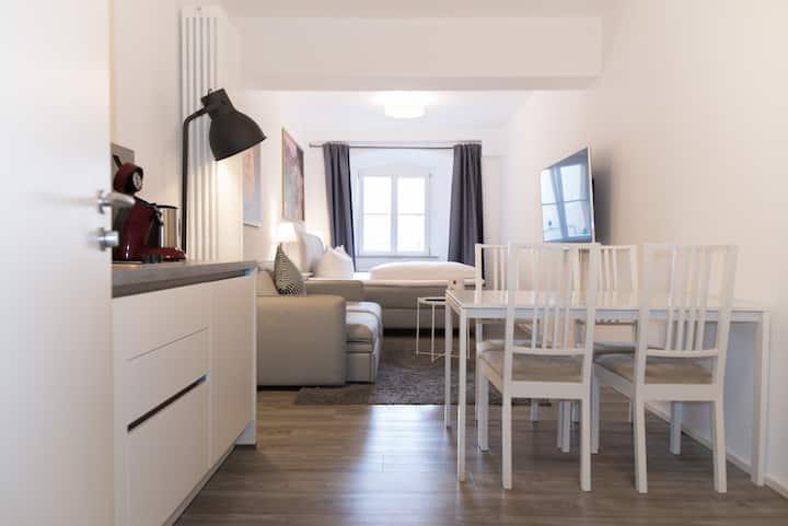 Studio Apartment 1 im Herzen der Altstadt