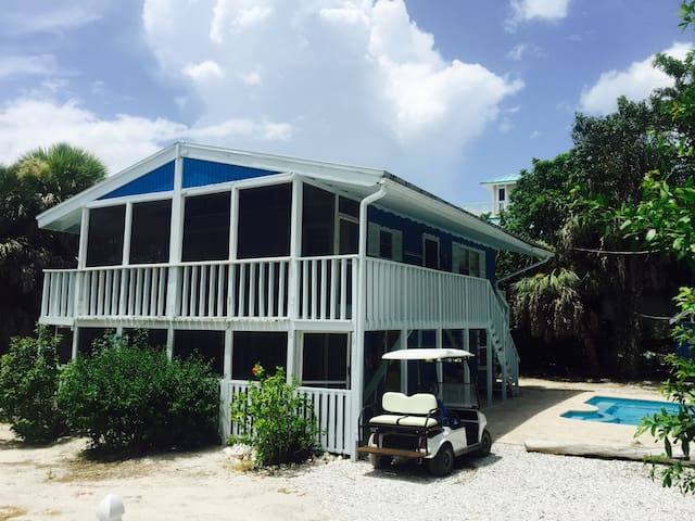Blue Heaven - Captiva - House