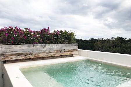 MANDALA - Roof Garden Suite in Aldea Zama - Tulum - Wohnung