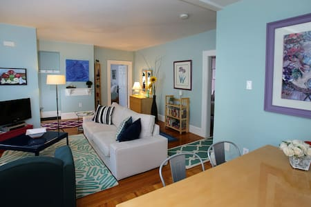 Beautiful apt near Tufts, Harvard