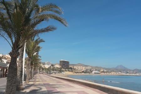 Beach Apartment in El Campello (Alicante) - El Campello - 公寓