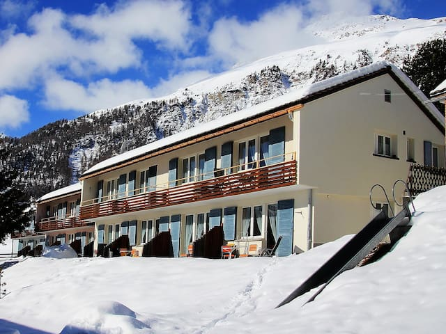 Holiday apartment FSG in Samedan