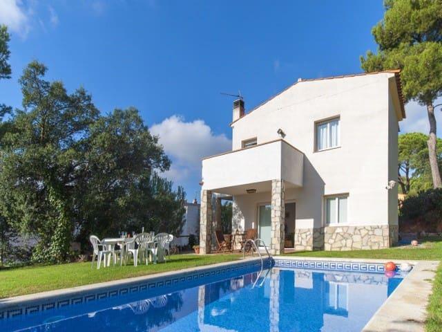 LA San Diaz Relax for Families - Palafrugell - Villa