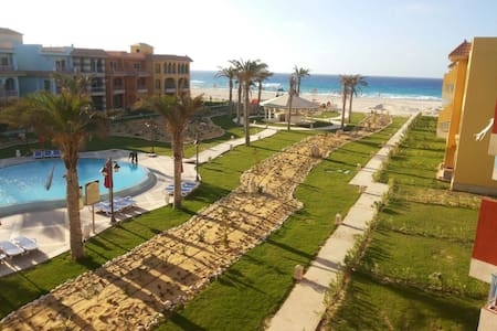 Marsa matrouh,porto matrouh,a sea-view cozy chalet - Faház