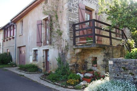 Chambre très calme au coeur de la Bourgogne - Chevannay