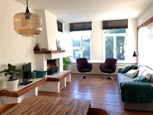 Bosduin: private & spacious apartement near sea