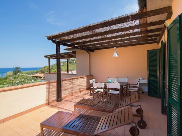 Comfy apartment 60 m² Altaluna