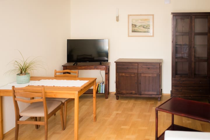 Family-friendly holiday apartment in Schneeberg