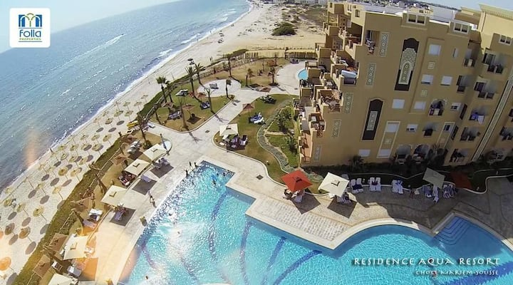 Folla Resort Appartements Sousse