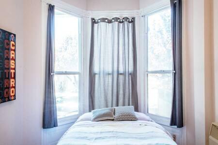Bright, great location, amenities! - San Francisco - Apartment